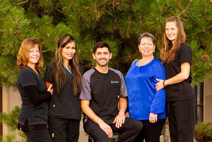 Dental Team at Fonseca Dentistry in Santa Fe, NM